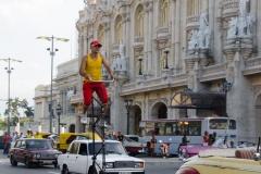 Cuba Hign on weels